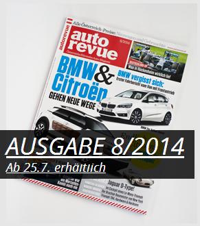 autorevue-Ausgabe-08-2014